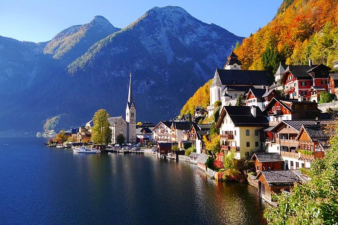 Chiêm ngưỡng những thành phố cổ kính nhất Châu Âu