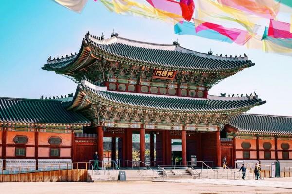Hàn Quốc Mùa Lá Đỏ - SEOUL – NAMI – EVERLAND – 3D TRICKEYES – SAUNA