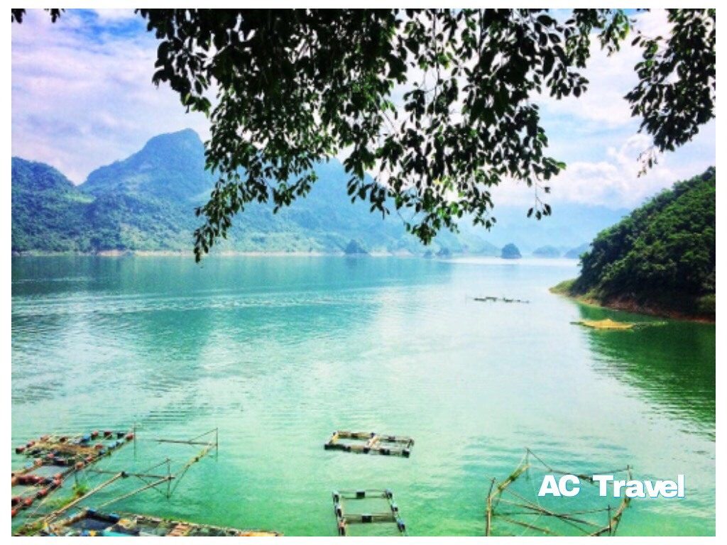 Tour Thung Nai - Giang Mỗ