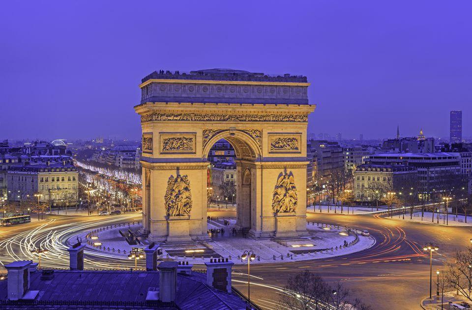 Pháp - Thụy Sỹ - Ý