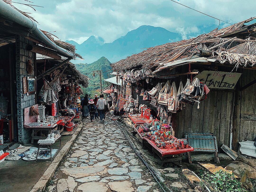 Hà Nội - Sapa - Hàm Rồng - Cát Cát - Fansipan